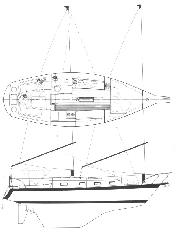 boat specs template